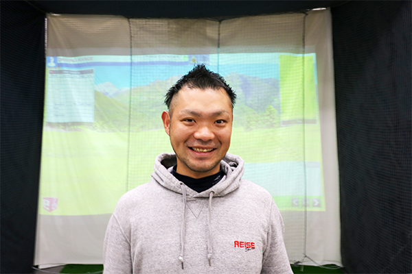 ライゼスポーツ 白井 温視 ゴルフトレーニング